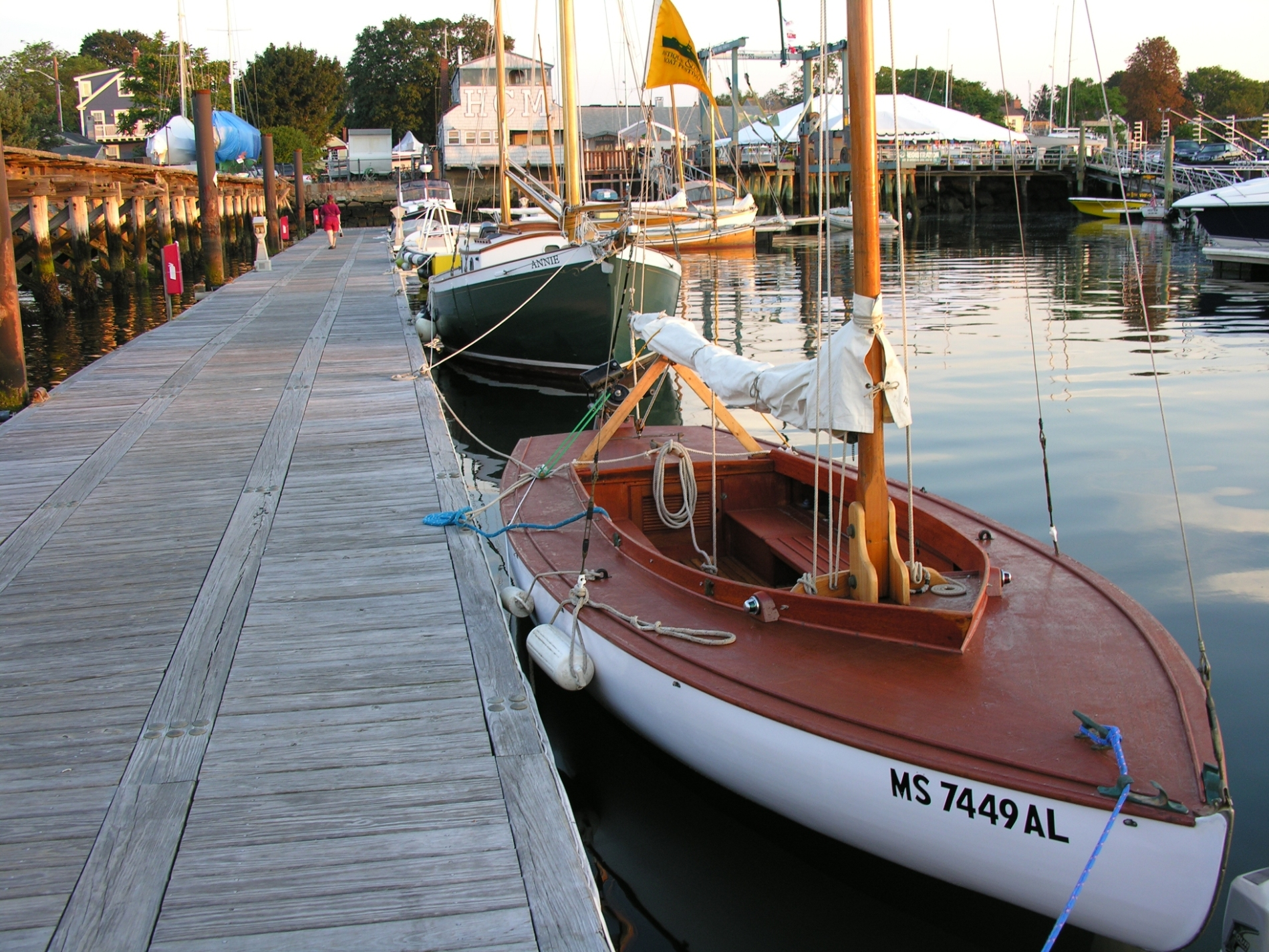 Antique and Classic Boat Festival
