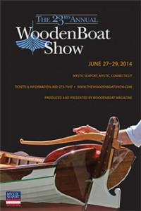 WoodenBoatShowPoster2014