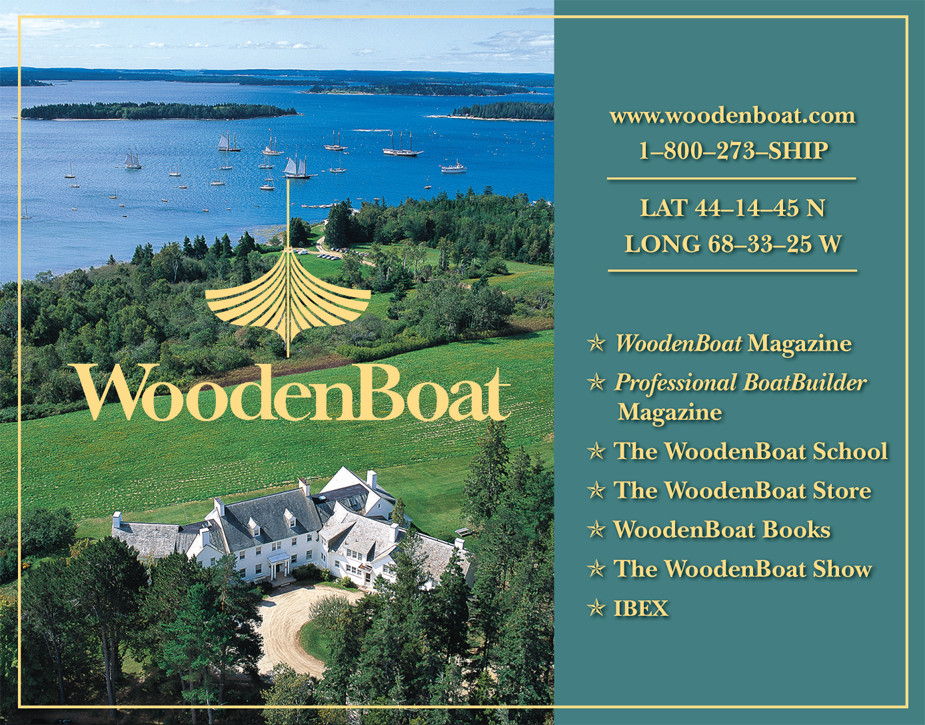 WoodenBoatColor